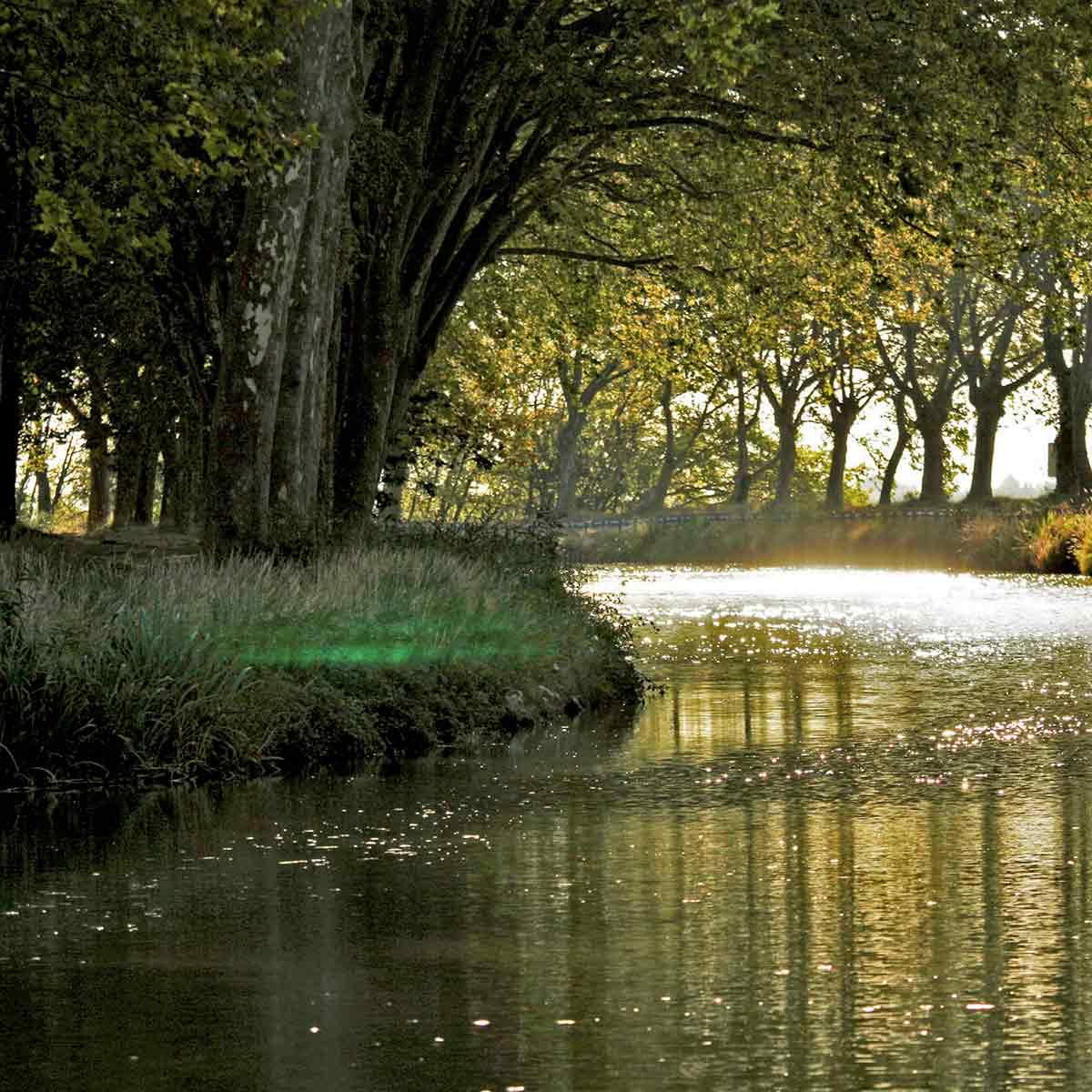 Gamme Canal du Midi en patrimoine
